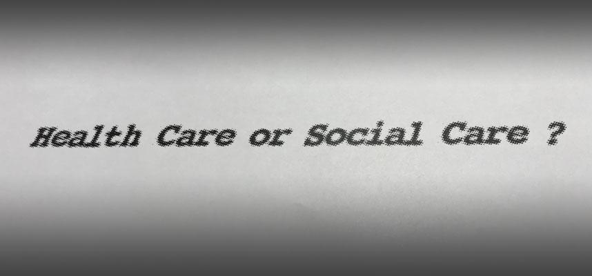 health care social care